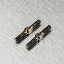 Steel reinforced turnbuckle 3X25 (2)
