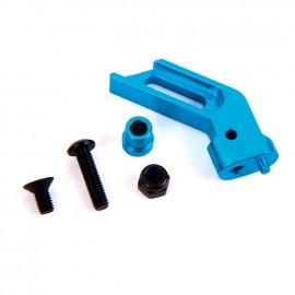 Alum. belt stabilizer mount
