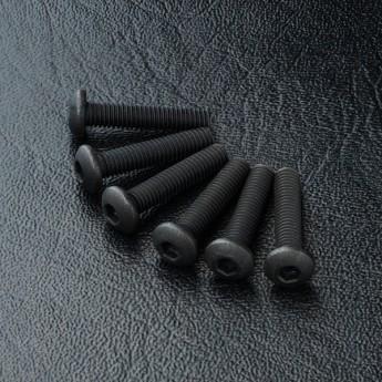 Round head screw M3X14 (6)