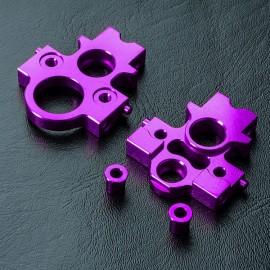 Alum. lateral motor transfer mount set
