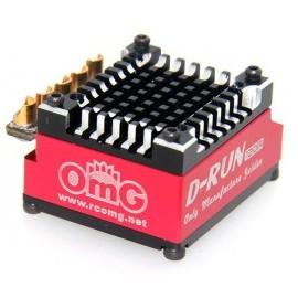 RC OMG 10,5T motorsæt, rød