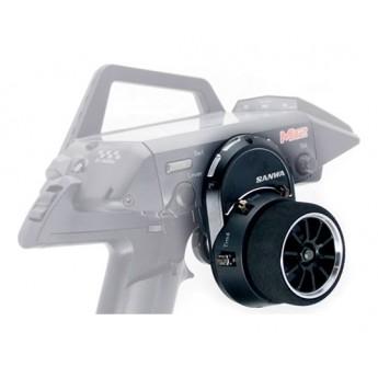 Sanwa M12 Offset Bracket Aluminum Limited Edition