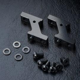 Alum. vertical low profile servo mount