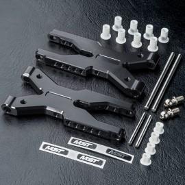 Alum. Rear Lower Arm Set (2)