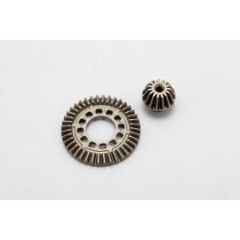 Spool/One-way. CS Steel-Gear, 0.88