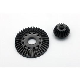 Carbon Gear for Balldiff.