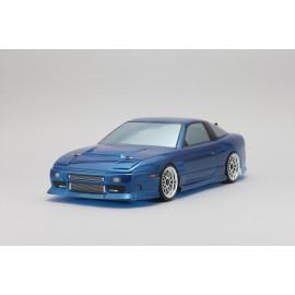 "Yokomo Nissan 180SX ""Street Version"" Body Shell"