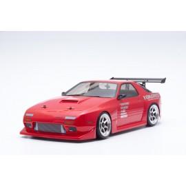 "Yokomo Mazda FC3S RX-7 ""Street Version"" Body Shell"