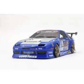 "Yokomo Mazda RX-7 FC3S ""Team Samurai Project"" Body Shell"