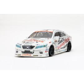 "Yokomo GRX130 Mark X ""Goodyear Racing"" Body Shell"