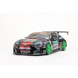 "Yokomo Toyota GT86 ""DRIVE M7 MAX ORIDO RACING"" Body Shell"