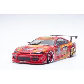 "Yokomo Nissan Silvia S15 ""HKS Hiper"" Body Shell"