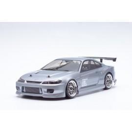 "Yokomo Nissan Silvia S15 ""Street Version"" Body Shell"