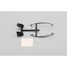 """Accessories for Yokomo Toyota AE86 """"DRoo-P Espelir"""""""