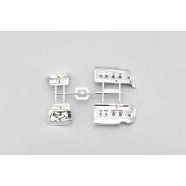 "Lightbuckets for Yokomo Mazda RX-7 FC3S ""Team Samurai Project"" Body Shell"