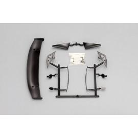 "Accessories for Yokomo Mazda RX-7 FD3S ""RE Amemiya"""