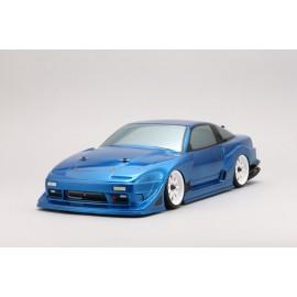"Yokomo Nissan 180SX ""GP Sports with Toyo Tires"" Body Shell"