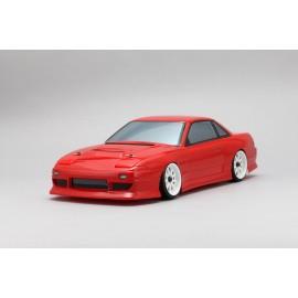 """Yokomo Nissan One-via """"D-max Diversion with Advan"""" Body Shell"""