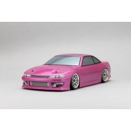 "Yokomo Nissan Silvia S14 ""460POWER"" Body Shell"