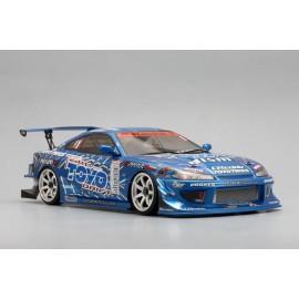 "Yokomo Nissan Silvia S15 ""GP Sports with Toyo Tires"" Body Shell"