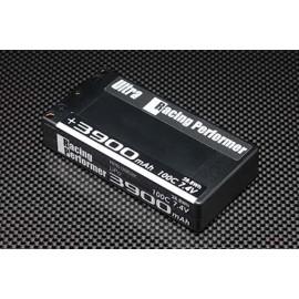 Yokomo 3900mAh 7.4V 100C Short Thin Racing Performer Ultra LiPo