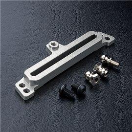 XXX Alum. steering rail set