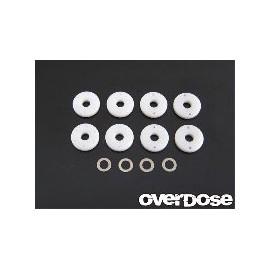 Overdose Pistons for TRF/MST