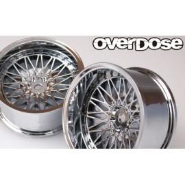 Overdose 326 Power Yaba King Mesh