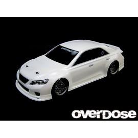 Overdose Toyota GRX130 Mark X