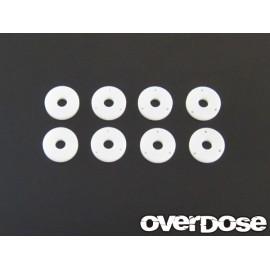 Overdose Pistons for Yokomo (4x2)