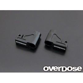 Overdose Upper A-arm for Drift Package, Black