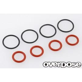 Overdose Outer O-ring Set for HG
