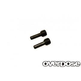 Pin Screw, M4x10 (2)
