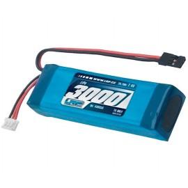 LRP Transmitter LiPo 2S 3000mAh