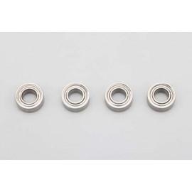 Bearing, 4x8x3mm (4)