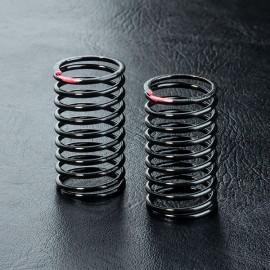 Medium coil spring 29mm, gold (2)