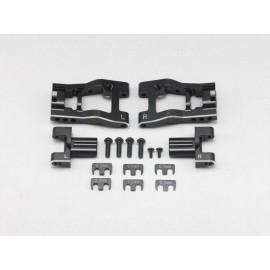 Rear Adjustable Suspension Arms for YD-2, Alu