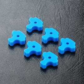 Cush drive rubber blocks (6)