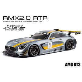 RMX 2.0 RTR AMG GT3, Brushless