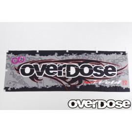 Overdose banner flag - Large