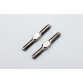 25mm Titanium turnbuckles