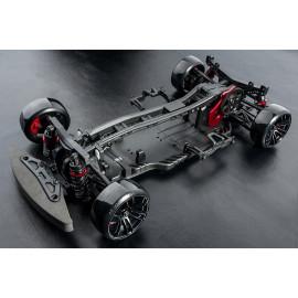MST RMX 2.0 RTR Mitsubishi Evo X, Red, Brushless