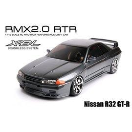 MST RMX 2.0 RTR R32 GT-R, Dark Grey, Brushless
