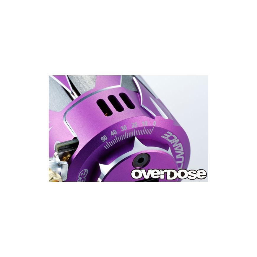 OD Factory Tuned Spec  Brushless Motor Ver 3 - Purple 6 5T - RcBoss