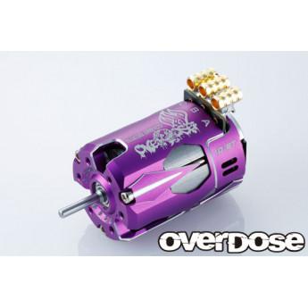 OD Factory Tuned Spec. Brushless Motor Ver.3 - Purple 10.5T