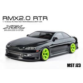 MST RMX 2.0 RTR JZ3 Soarer, Black, Brushless
