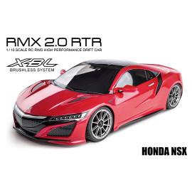 MST RMX 2.0 RTR Honda NSX, Red, Brushless