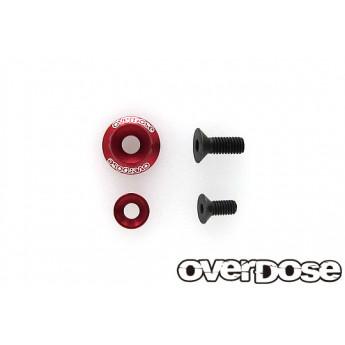 OD Wheel Washer Set, Red (1)