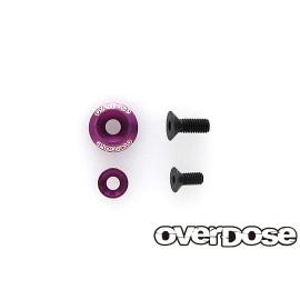 OD Wheel Washer Set, Purple (1)