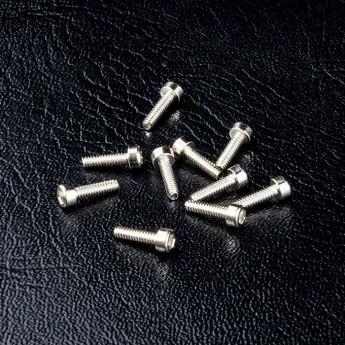 Cap screw M1.6X6 (10)